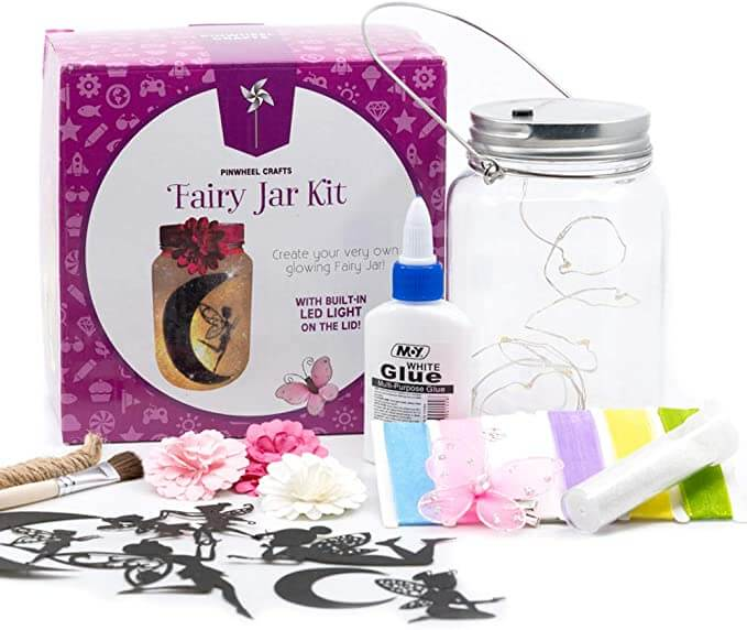 Fairy in a Jar Kit