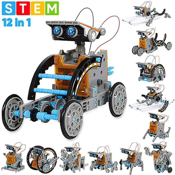 DIY Robot Building Kit