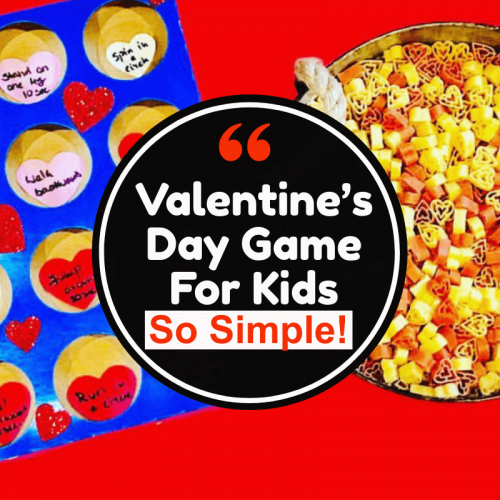 Valentine's Day Game For Kids