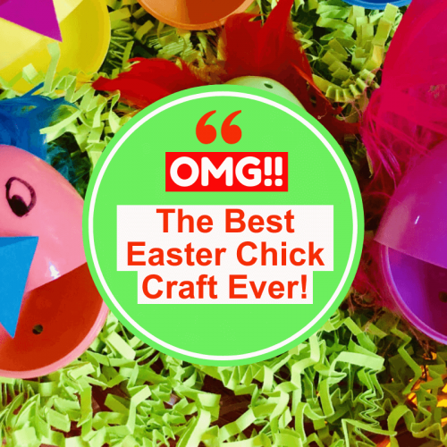 Best Easter Chick Craft