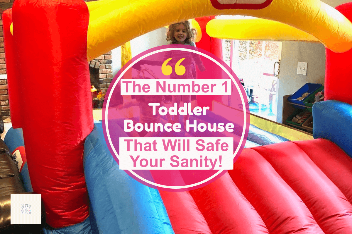 Toddler Bounce House on Amazon
